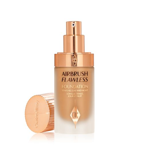 Airbrush Flawless Foundation 10 Warm Open