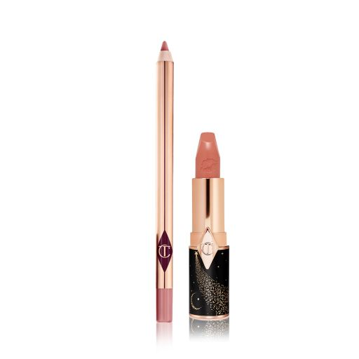 Luscious Lip Slick JK Magic lipstick and lip liner
