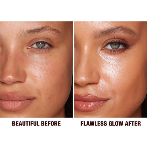5 Tan Hollywood Flawless Filter