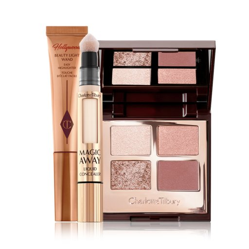 Really Glowing Skin and  Brighter Eyes Kit
