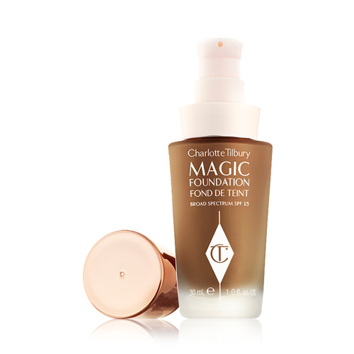 CHARLOTTE TILBURY-MAGIC FOUNDATION-LID OFF#11
