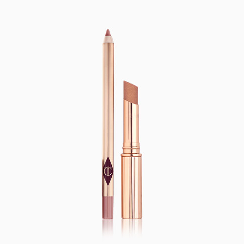 Lucky Diamonds Lip Slick lipstick and lip liner