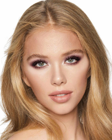 Instant Look Gorgeous Glowing Beauty Model 5 R5