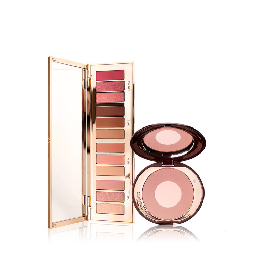 Instant Pillow Talk Glow Cheek & Eye Duo