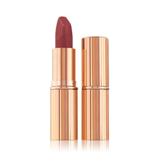 Matte Revolution Pillow Talk Medium Lipstick Closed Packshot