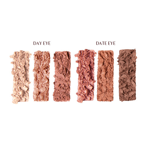 Charlotte Darling Eye Shadow Swatch