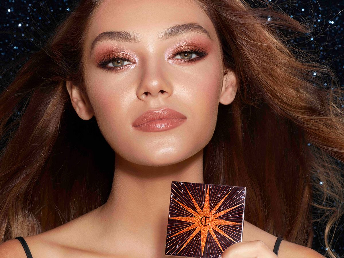 glow makeup gifts celestial eyes