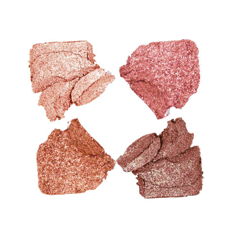 Charlotte Tilbury Palette of Pops Pillow Talk Swatch