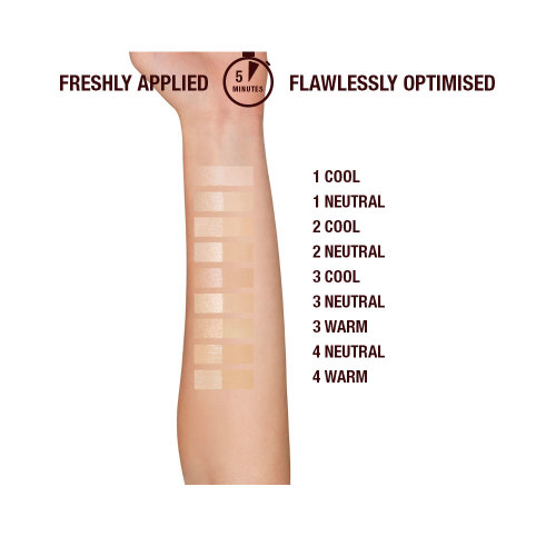 Airbrush Flawless Foundation Fair Arm Swatch