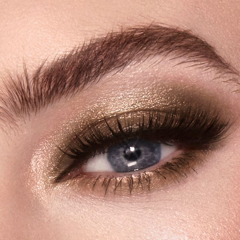magical rose gold eyeshadow