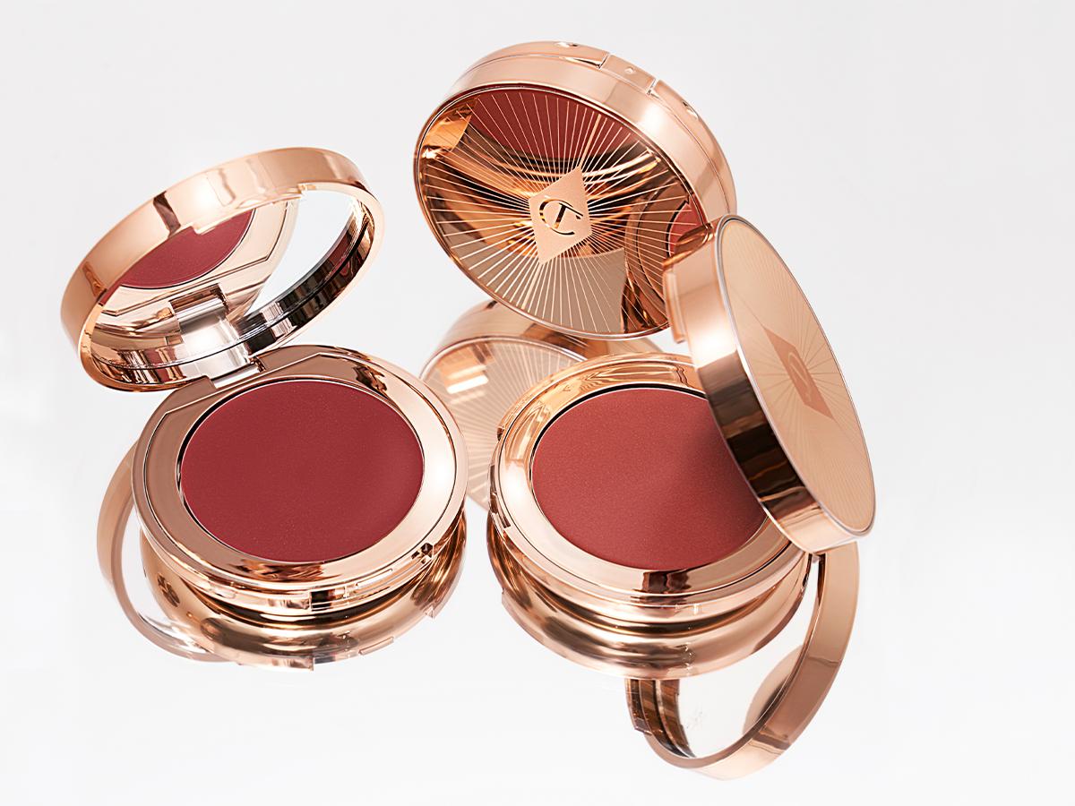 New Pillow Talk Lip Cheek Glow Multi Use Makeup Magic Charlotte Tilbury