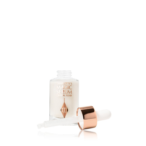 Charlotte's Crystal Elixir Travel Size Product Image With Lid Off