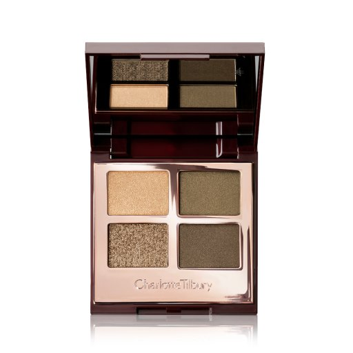 The Rebel Luxury Palette Eyeshadow Open Pack Shot