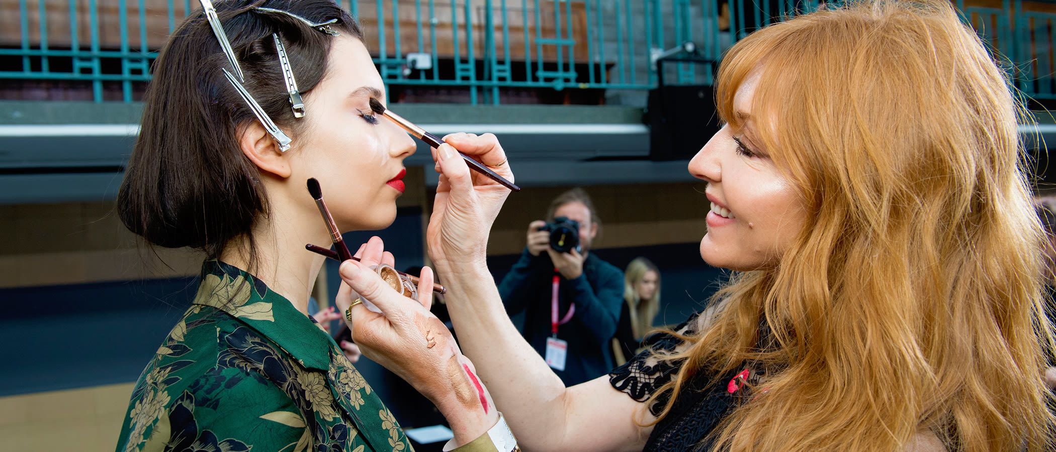 Charlotte Tilbury How Tos Fashion Week Category