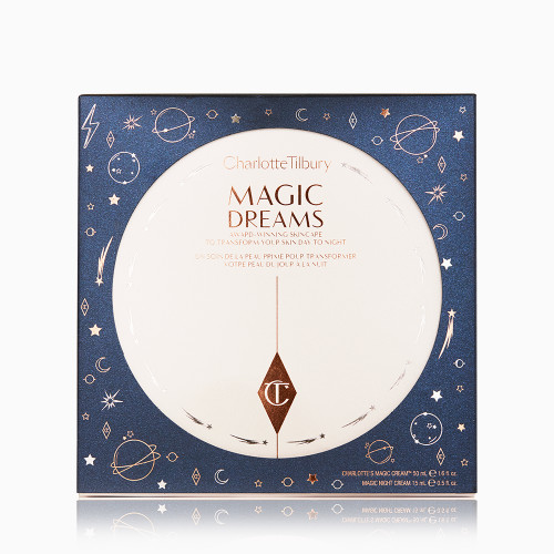 Charlotte Tilbury Magic Dreams Gift Set Box