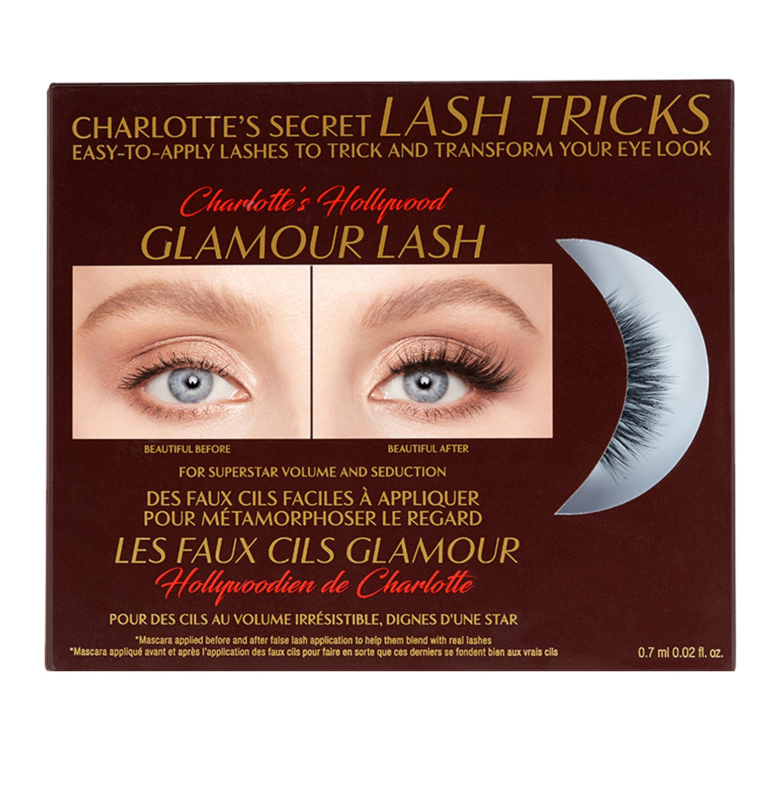 HOLLYWOOD GLAMOUR LASH