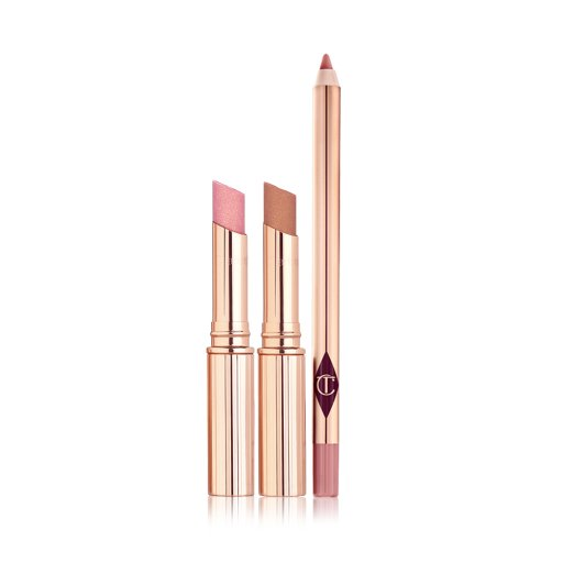 Pillow Talk Diamonds Lip Trio