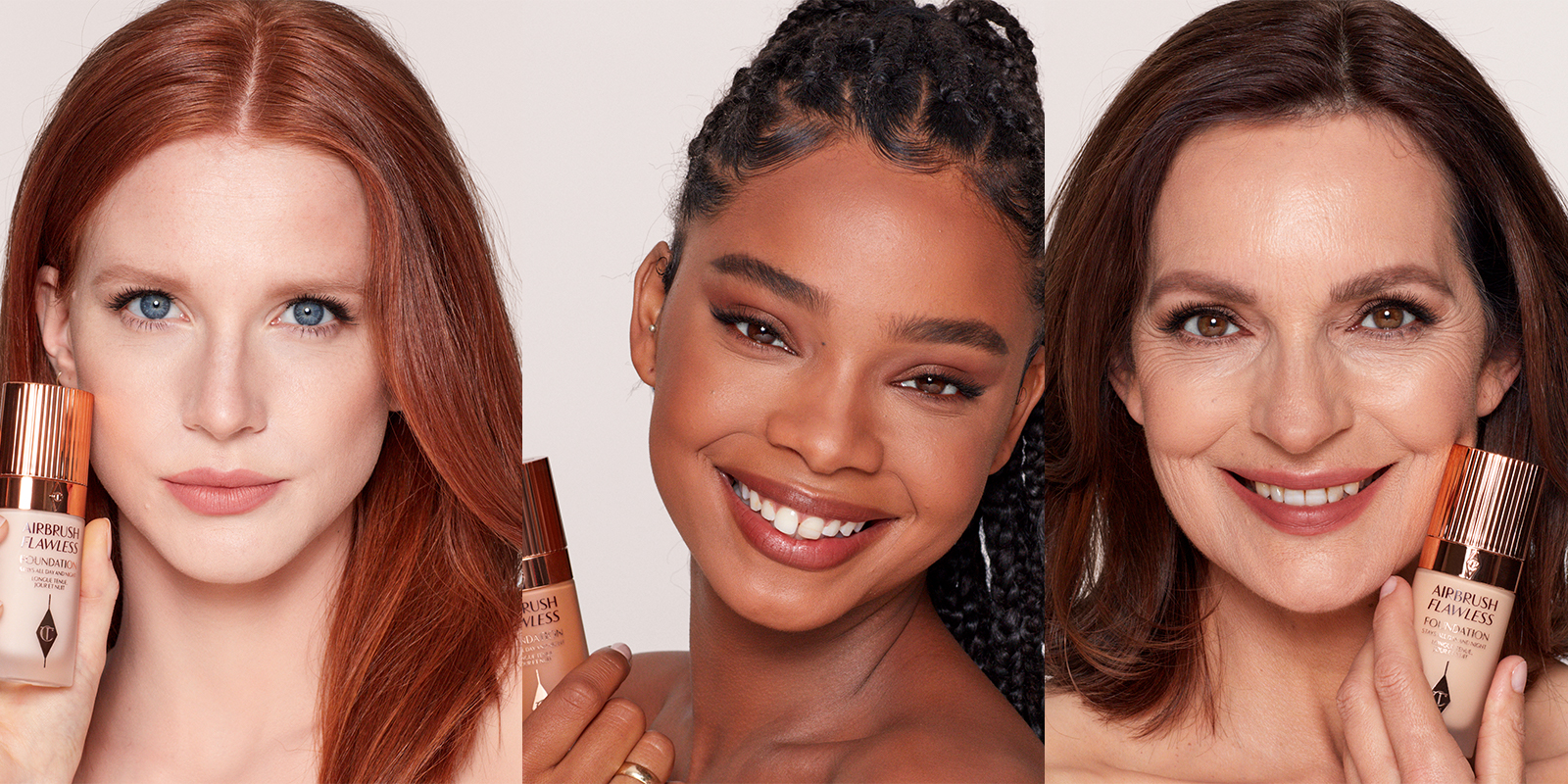 How To Find Your Foundation Shade Charlotte S Beauty Secrets Charlotte Tilbury
