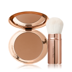 Airbrush Bronzer and Kabuki Brush
