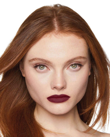 Charlotte Tilbury Matte Revolution Glastonbury Lipstick Lips Model 1
