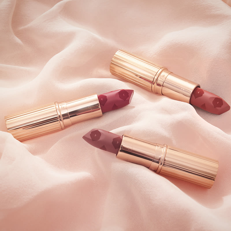 1x1 Love Filter Lipsticks Still Life