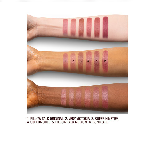 Matte Revolution Nude Shades Arm Swatch