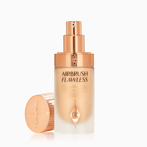 Airbrush Flawless Foundation 5.5 warm open with lid Packshot
