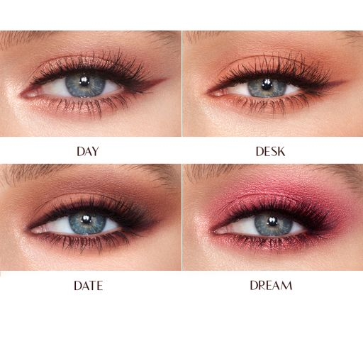 Pillow Talk Instant Eye Palette Models 1