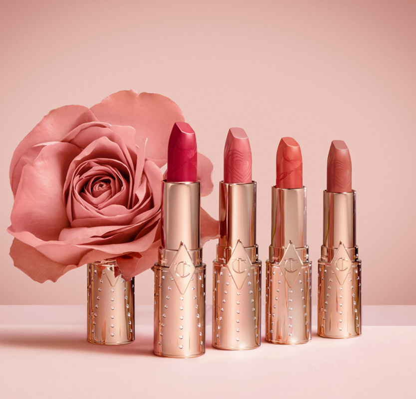 THE LOOK OF LOVE LIPSTICKS
