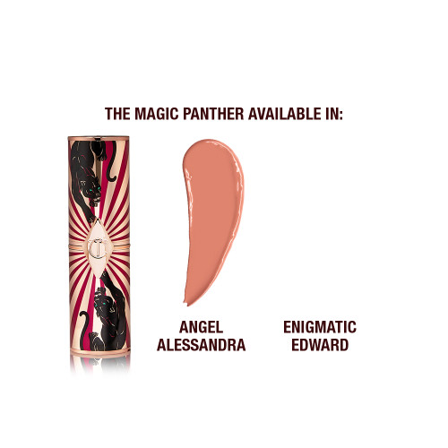 Hot Lips 2 Packaging and swatches Magic Panther