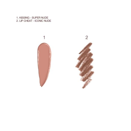 Supernude & IconicNude Swatches