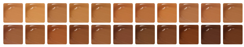 Airbrush Flawless Foundation 44 shades