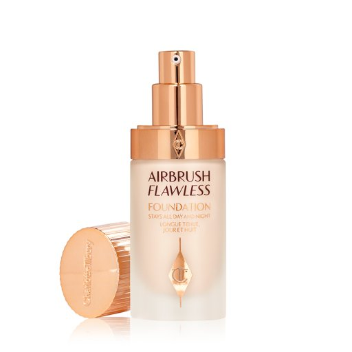Airbrush Flawless Foundation 1 Cool Packshot Open With Lid
