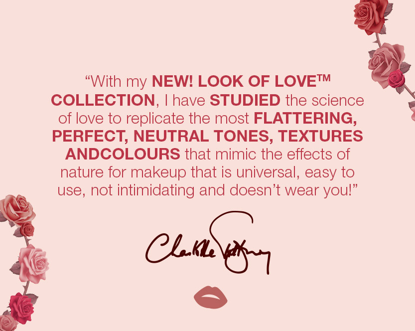 Look of love Lipstick Quote 1