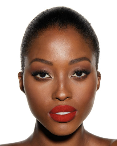 Charlotte Tilbury Hot Lips 2 Red Hot Susan Model 19