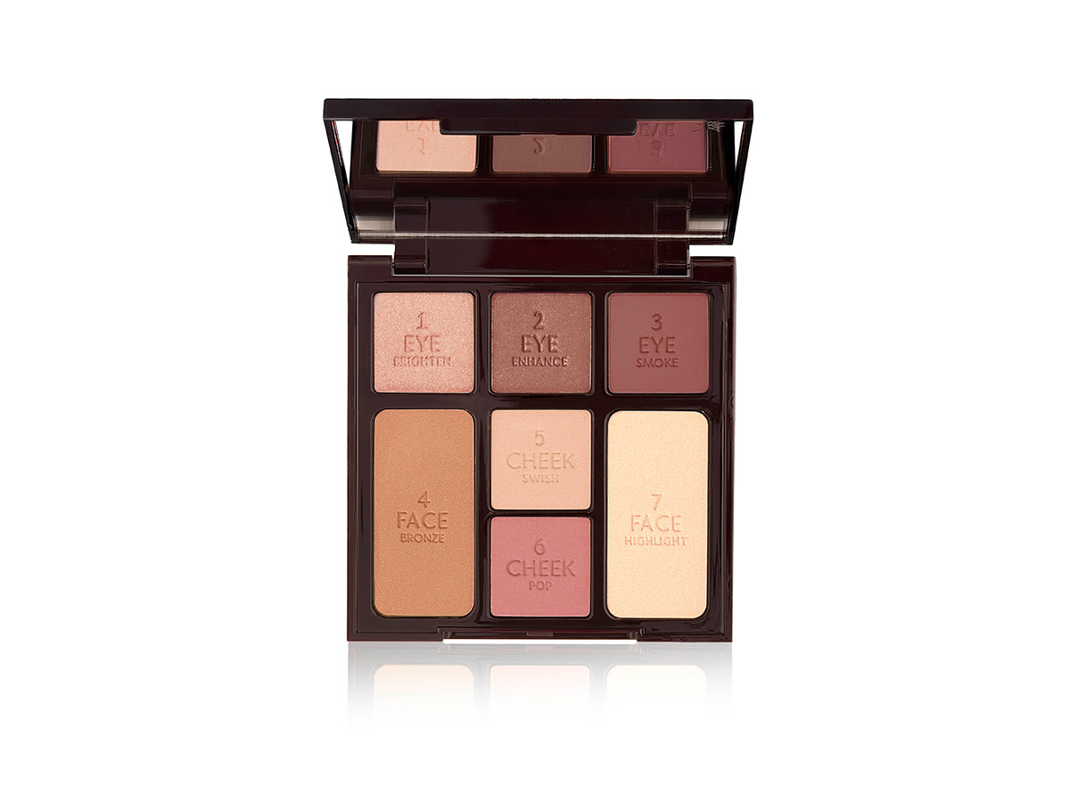 Instant Look in a Palette in Gorgeous, Glowing Beauty