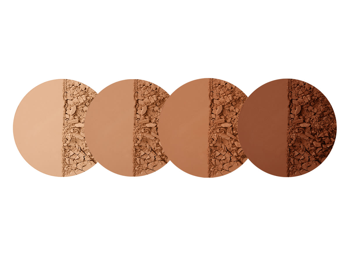 4x3 AIRBRUSH BRONZER ALL TEXTURE SWATCHES