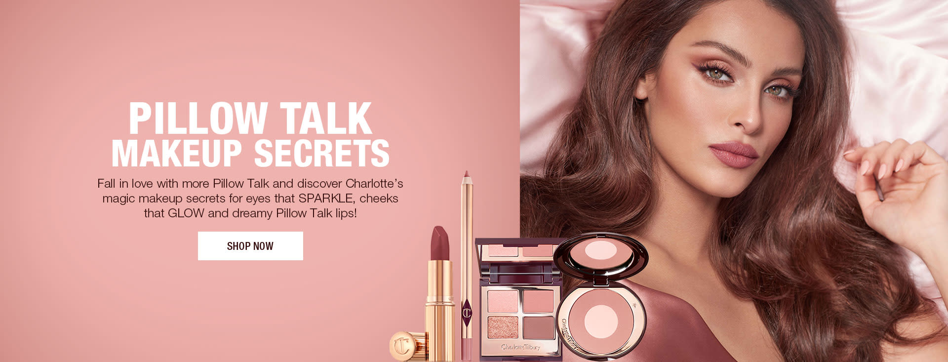Pillow Talk Makeup Secrets