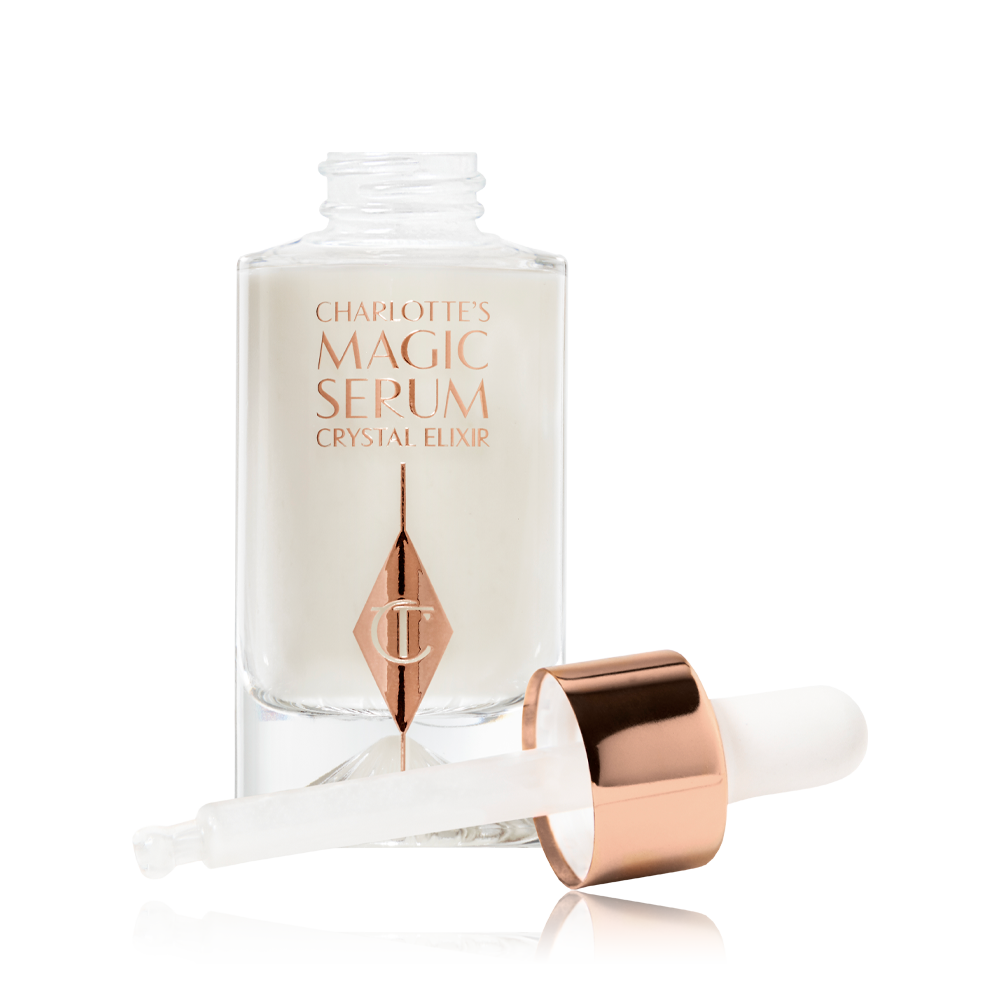 Charlotte's Magic Serum Crystal Elixir Open Pack Shot