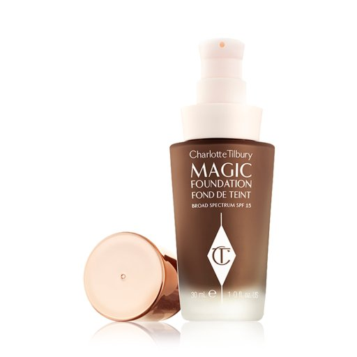 CHARLOTTE TILBURY-MAGIC FOUNDATION-LID OFF#12