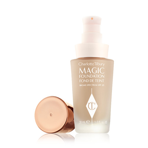 CHARLOTTE TILBURY-MAGIC FOUNDATION-LID OFF#6.75