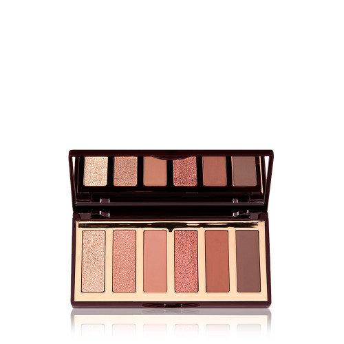 Charlotte Darling Eye Shadow Palette Open Pack Shot