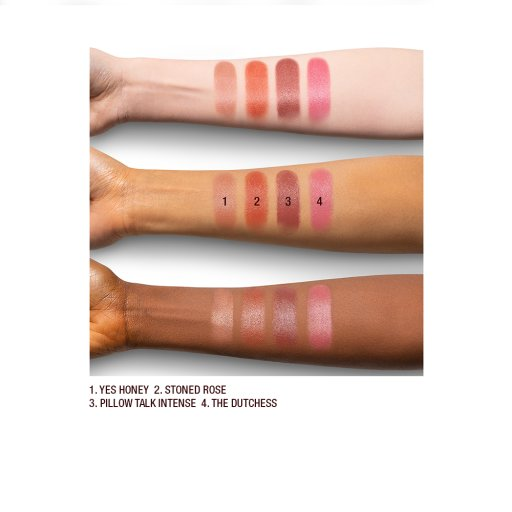 KISSING Medium Shades Arm Swatch