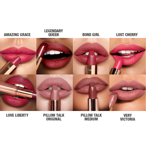 Matte Revolution Custom Lip Makeup kit