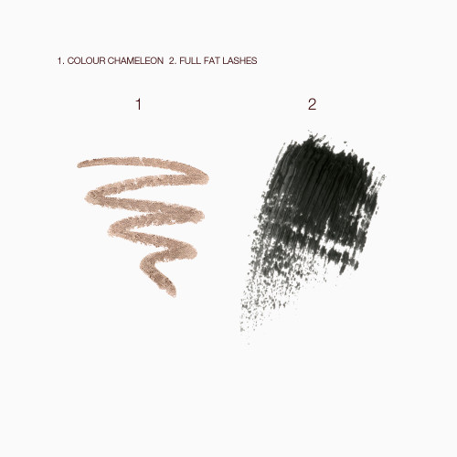 Champagne Diamonds Eye Kit Swatch