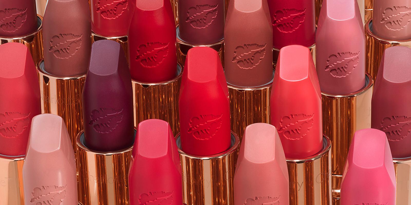 Lipstick Long Lasting Moisturising Charlotte Tilbury