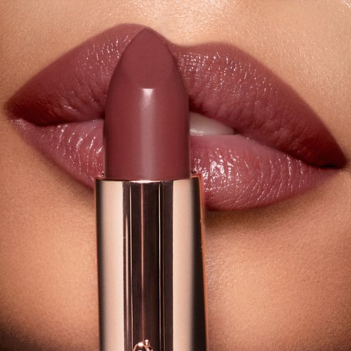 K.I.S.S.I.N.G Pillow Talk Intense Lipstick Model 1