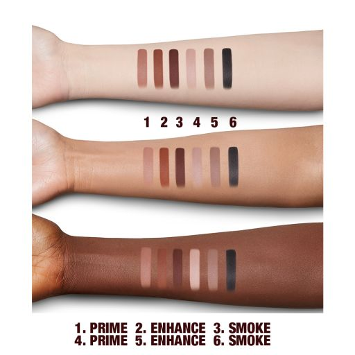Iconic-Nude-Palette-Arm-Swatch