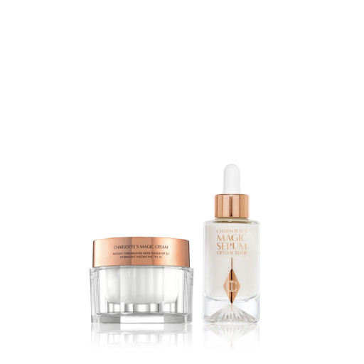 Serum Full Size and Magic Cream 50ml Bundle