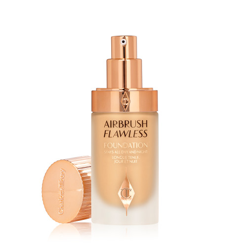 Airbrush Flawless Foundation 6 warm open with lid Packshot